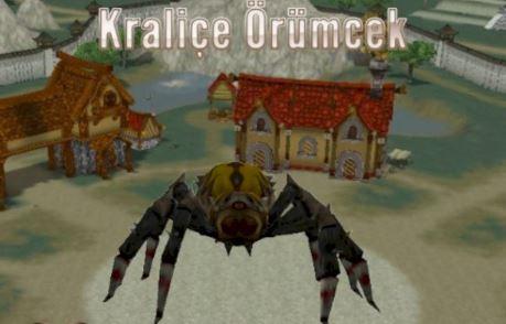 Kraliçe Örümcek