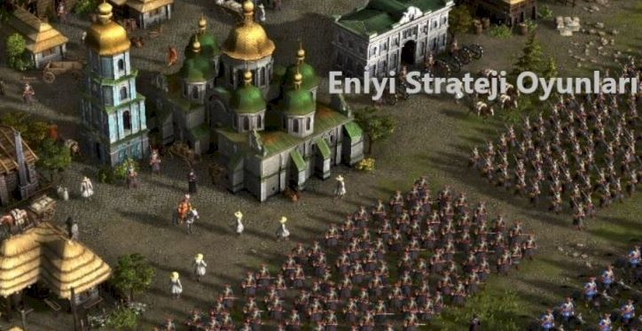 Strateji Oyunları Listesi
