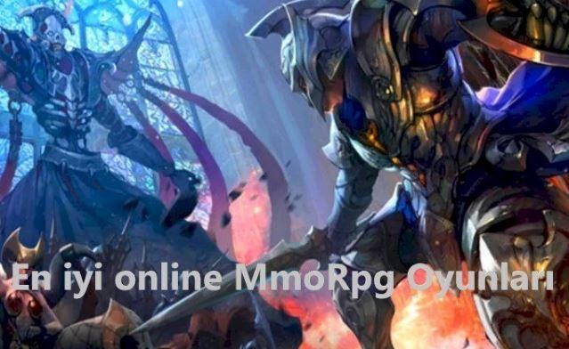 En İyi Mmo-Rpg Online Oyunları