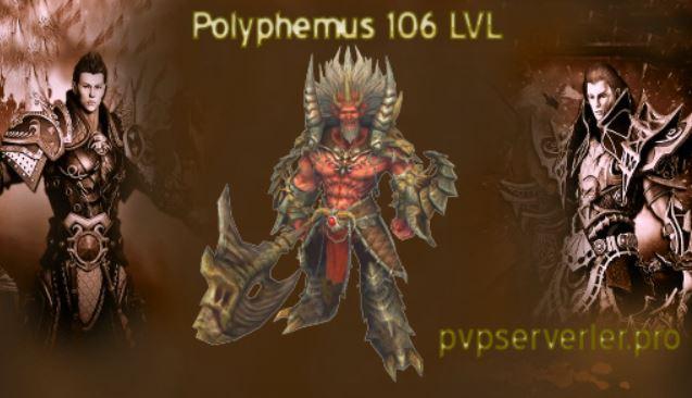 Polyphemos 106 LVL Boss