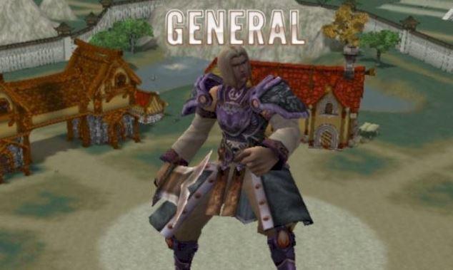 General Huashin boss