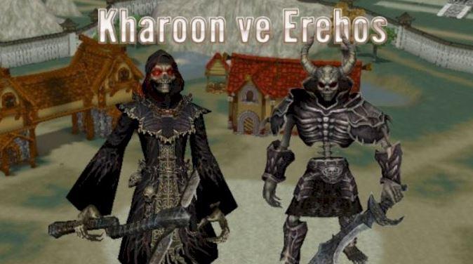 Kharoon ve Erebus Metin2