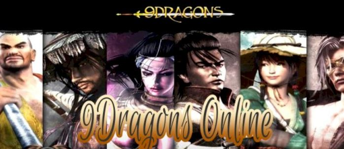 9Dragons Kung-Fu pvpserverler.pro