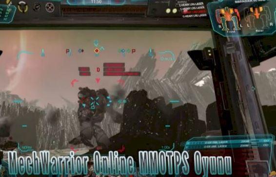 Robot Savaşları MechWarrior Online